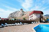 Recreation at hotel by the sea_2