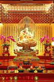 Buddha in a Chinese Temple