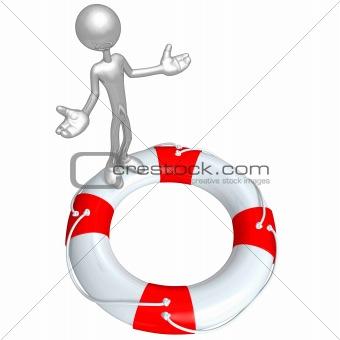 Lifebuoy Concept