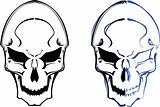 skulls couple