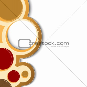 abstract vector design