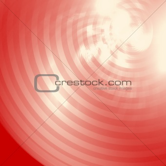 Abstract background. Red - yellow palette.