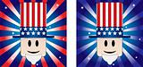 Uncle Sam Background
