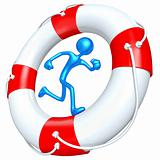 Lifebuoy Runner