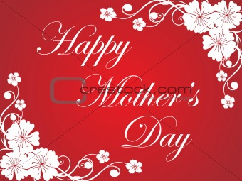 greeting for mother day celebration