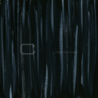 black, gray, blue watercolor abstract
