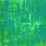 green blue grunge painted and scratched abstract texture