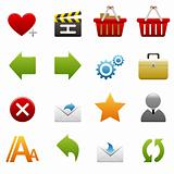 website and internet icons 2