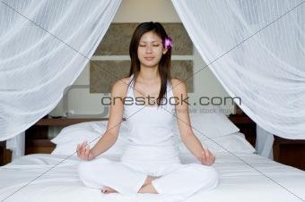 Bedroom Yoga
