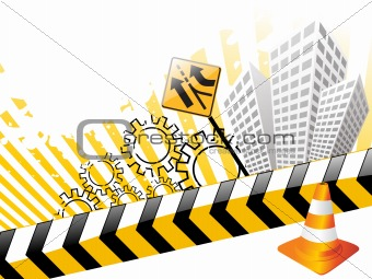 artistic pattern road background