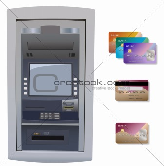 Automatic Teller Machine
