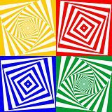Set of geometric elements