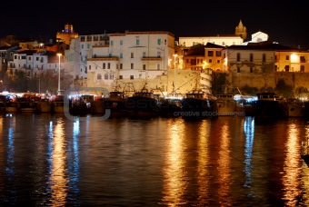 Old town of Termoli