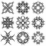 Patterns for tatoo