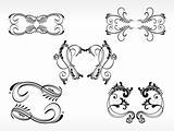 abstract design tattoo illustration
