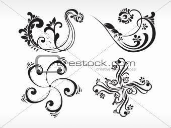 artistic tattoo background