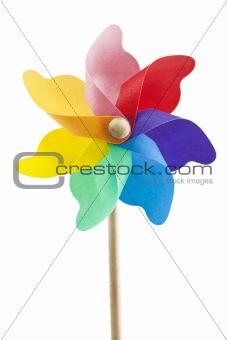 single toy windmill
