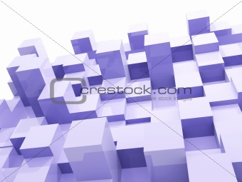 Abstract background of lilac color