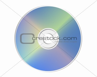 Blank CD or DVD