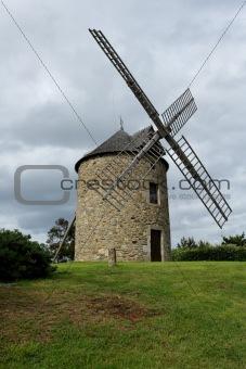 Brittany windmill