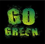 Go Green Card