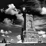 The Shipka memorial, Bulgaria