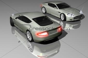 DB9 model