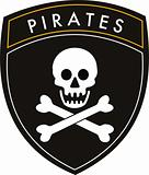 r pirates  flag