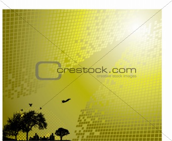Clean & Simple background design