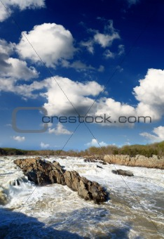Potomac River Great Falls National Park