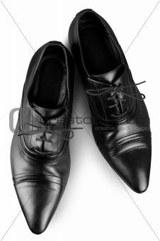 Black man's shoes_2