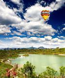 A scenery park near Lijiang