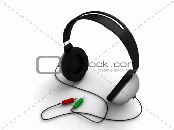three dimensional headphone