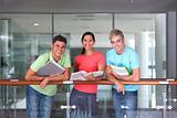 Portrait of study group