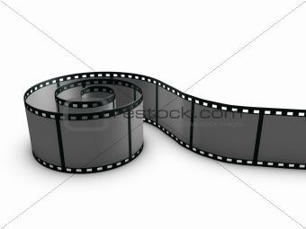 3D film roll