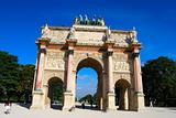 Triumphal Arch, Paris