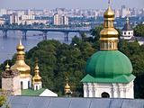 the city of Kiev, Ucraine, East Europe