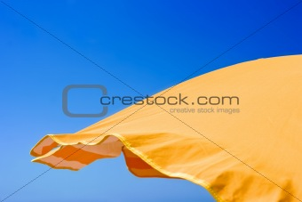 Beach Umbrella - clipping path included