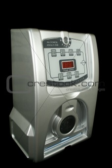 Breath Test Machine 3