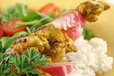 Chicken Tandoori Skewers 3