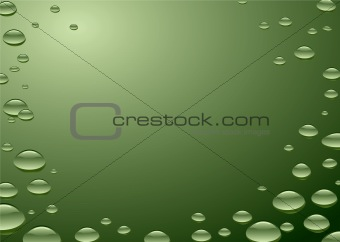 water surface green