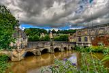 Bridge over the river Avon, Bradford-on-Avon