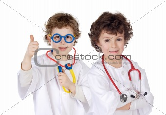 Couple of future doctors