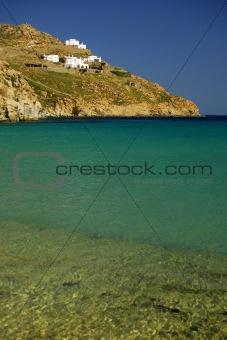 Greece sea landscape