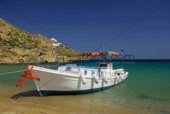 GREECE, BOAT