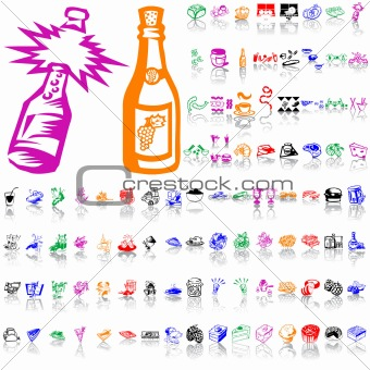 Food clipart. Part 6.