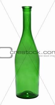 Old green bottle