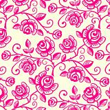 Rose Seamless Tiles
