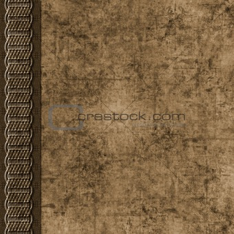 image 1897015: brown layered grunge scrapbook background with, Modern powerpoint