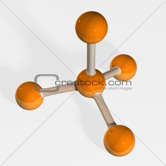 Molevule Tetrahedron